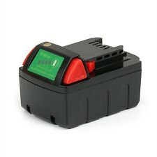 POWERAXIS 48-11-1850 M18 18V 3.0Ah Lithium-ion Battery for Milwaukee Compact