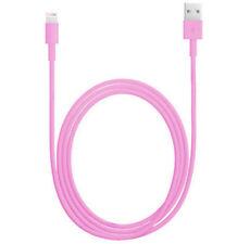 Chargeur pour iPhone x 8 7 6 6s Plus 5c 5s SE Cable Data iPod iPad Pro Mini air Rose