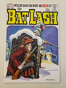 Bat Lash #2. DC. Jan 1969. Ultra High Grade NM- 9.2 or UP. White Pages - Cardy-A