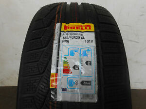 1 Winterreifen Pirelli Sottozero Winter 240 Serie II N0 255/40R20 101V Neu!