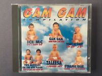 CD GAM GAM COMPILATION Ice MC Taleesa Dynamic Base Nina Lovers Baffa Di Bart