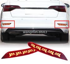 For 2019-2020 Volkswagen Jetta MK7 LED Rear Fog Light / Brake Warning Light 2pcs