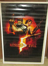 RESIDENT EVIL POSTER NEW VINTAGE RARE EARLY 2000'S MOVIE