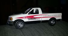 ERTL FORD F-150 TRUCK TRITON BOATS DIE CAST 1:18 Good Condition Free Shipping!!