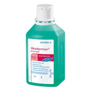 Schülke desderman® pure Gel Händedesinfektion - 1000 ml -