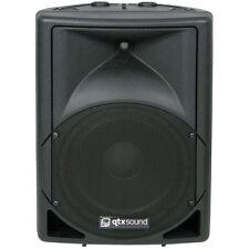 QTX Sound qs15a Corriente Activa 700w DJ PA ABS Altavoz qs-15a Individual