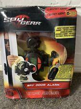 Spin Master Spy Gear Field Agent Door Alarm Interactive Toy