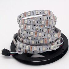 24 V DEL RGB Stripe bande SMD 5050 ip20 variateur Barre Bande 60 DEL/m Flexible