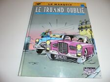 EO LE MARQUIS/ LE TRUAND OUBLIE/ TBE