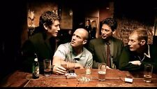 Lock Stock And Two Smoking Barrels Poster Length : 800 mm Height: 450 mm SKU:565