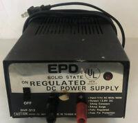 EPD Dvp312 Dc Power Supply