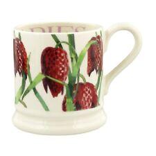 Emma Bridgewater Flowers Snakehead Fritillary Half Pint 0.5pt Mug, Earthenware