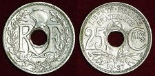FRANCE 25 centimes 1937 very nice coin