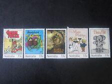 Australia Classic Childrens Books 1985 - Set of 5 - Good Used Condition
