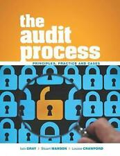 The Audit Process: Principles, Practice and Cases (Paperback), Cr...