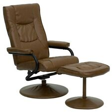 Flash Furniture Brown Bonded Leather Recliner, Brown - BT-7862-PALIMINO-GG