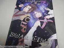 KINGDOM HEARTS doujinshi Terra X Aqua anthology (B5 146p) STARFRUIT DUAL LIMIT