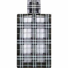 Burberry Brit For Men Men Edt Spray 3.3oz 100ml + Bonus fragrance sample * New