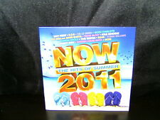NOW THE HITS OF SUMMER 2011 - RARE AUSTRALIAN CD