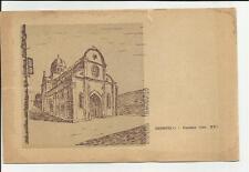 vecchia cartolina di sebenico carta rovinata  rara leggi descrizione