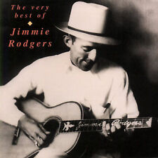Very Best of Jimmie Rodgers by Jimmie Rodgers (Country) (CD, Nov-1997, Camden)