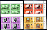 FALKLAND ISLANDS Yvert # 178/81 Complete Set MNH VF