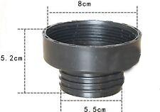 1000L IBC Water Tank Valve 80mm fine thread to 50mm External thread Interface