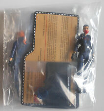 FEMALE COBRA OFFICER 3-PACK GI Joe Collector's Club Exclusive MISB