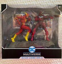Mcfarlane DC Multiverse The Flash & Batman Earth -52