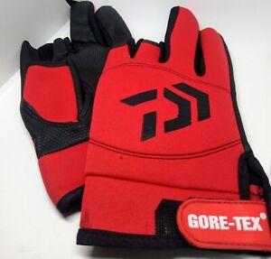 Fishing Gloves Cut Fingers Unisex