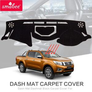 Car Dashboard Pad for Nissan Navara NP300 D23 2015 - 2019 Anti-Slip Carpet Mat