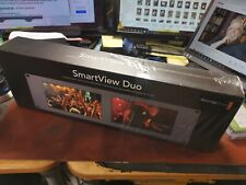"""Black Magic Design SmartView Duo - Dual 8"""" LCD monitor - Excellent Condition"""