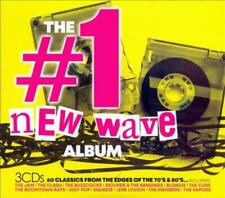 THE 1 ALBUM - NEW WAVE (3 CD) NEW CD