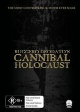 Cannibal Holocaust (DVD, 2014) Controversial Movie - 2 Disc Set - FREE POST