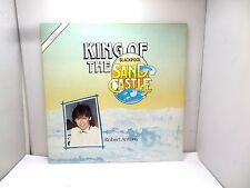 KING OF THE BLACKPOOL SAND CASTLE ROBERT ANTONY GROVENOR GRS1188  VINYL LP