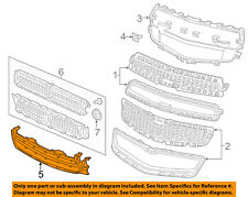 Chevrolet GM OEM 2013 Malibu Front Bumper-Lower Bottom Grille Grill 22869137