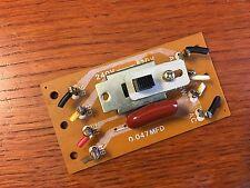 Pioneer PL-117D Turntable Parts - Voltage Selector Switch (P/N: PNP-032-0)
