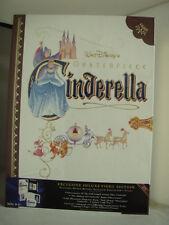Walt Disney's' MP Cinderella Exclusive Collector's Deluxe Edition Sealed NIP