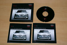Audi a1 sportback concept press kit media press kit paris motorshow 2008