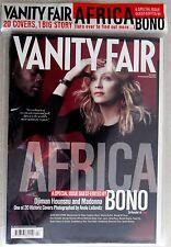 MADONNA * VANITY FAIR * SPECIAL ISSUE * JUL 2007 * HTF! * ANNIE LEIBOVITZ * BONO