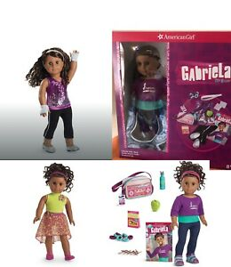 NEW American Girl Gabriela McBride DOLL of YEAR 2017 &  Accessories Clothes