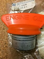ROVER SD1 VITESSE TVR MORGAN LAND ROVER V8 ENGINE OIL FILLER CAP ORANGE 625038