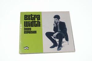 EXTRA WIDTH BLUES EXPIOSION 744861005223 CD A11201