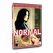 Normal On DVD With Carrie-Anne Moss Brand New E52