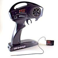 Traxxas Stampede Rustler Slash TQ 2.4ghz 2 Channel Radio TX & 3ch Receiver RX