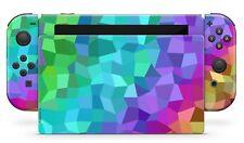 Nintendo Switch Aufkleber Skin Klebefolie Schutzfolie Sticker Design Cruo