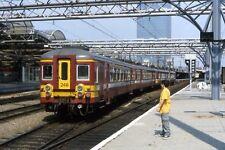 SNCB 246 Brussels 6x4 Quality Rail Photo