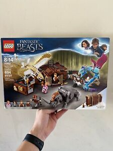 LEGO Fantastic Beasts 75952 Newt's Case of Magical Creatures New SEE PICTURES