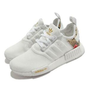 adidas Originals NMD_R1 W Boost Floral White Women Casual Lifestyle Shoes FX0826