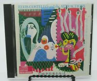 ELVIS COSTELLO & THE ATTRACTIONS: IMPERIAL BEDROOM MUSIC CD, 15 TRACKS, 1982 RGR
